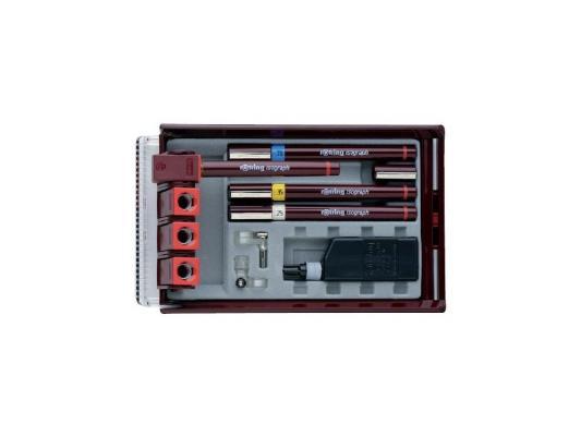 Набор изографов Rotring Comfort Set 0.25/0.35/0.50/0.70мм 4шт S0202940
