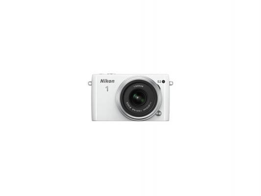 Фотоаппарат Nikon 1 S2 11–27.5mm 14.2Mpx белый