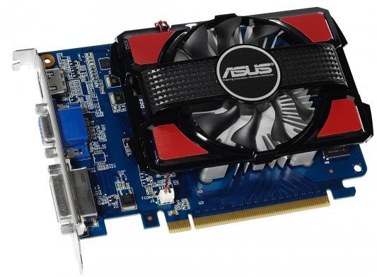 Видеокарта 2048 Asus GT730-2GD3 PCI-E 16x 2.0 DVI Retail
