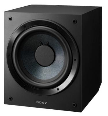 Сабвуфер Sony SA-CS9 черный