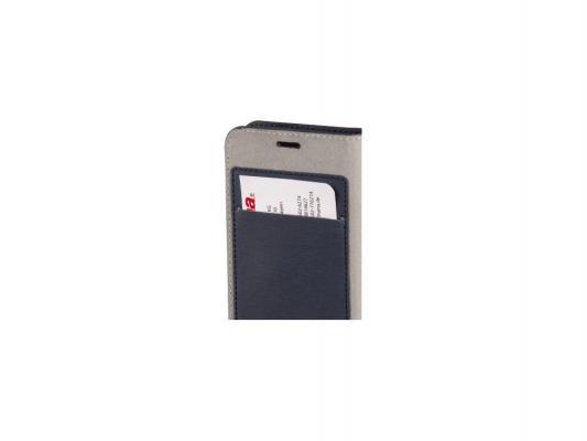 Чехол-книжка Hama для Samsung Galaxy S 5 mini синий 134123