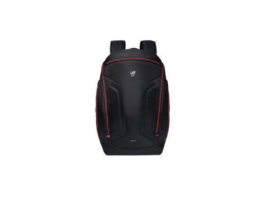 """Рюкзак для ноутбука 17"""" ASUS Rog series нейлон полиэстер черный 90XB0160-BBP000"""