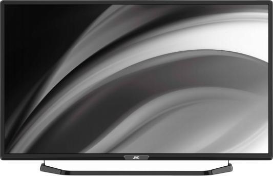 """Телевизор 42"""" JVC LT48M645 черный 1920x1080 50 Гц Wi-Fi VGA USB"""
