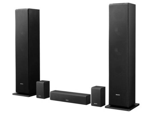 Акустическая система Sony SS-CS310CR черный