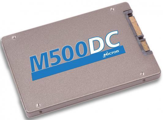"SSD Твердотельный накопитель 2.5"" 800GB Micron Read 425Mb/s Write 375Mb/s SATAIII MTFDDAK800MBB"