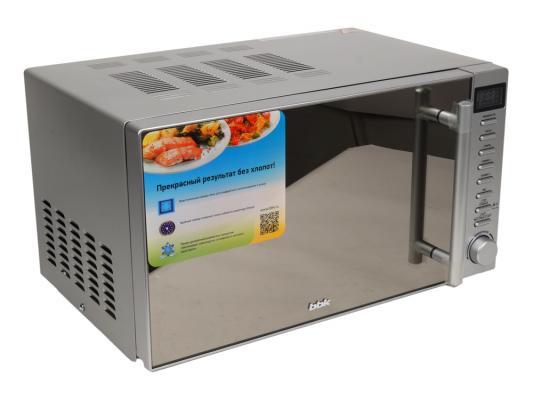 Микроволновая печь BBK 20MWG-733T/BS-M 20л 700Вт серебристый