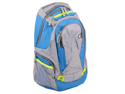 Рюкзак для ноутбука 15.6 HP F4F29AA Outdoor Sport BP синтетика синий/серый рюкзак мужской adidas bp cl adicolor цвет красный 27 л cw0636