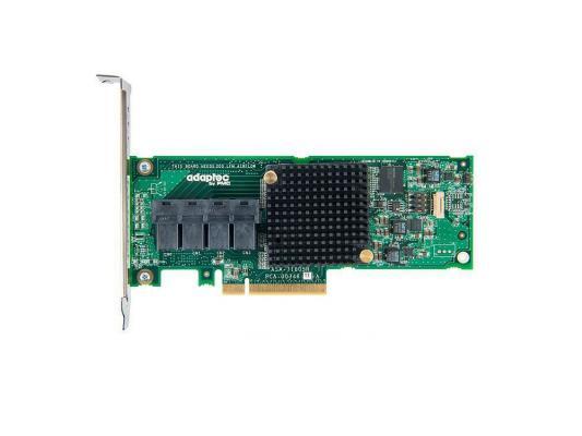 Контроллер Adaptec ASA-71605H PCI-E SAS 2278300-R контроллер sas adaptec 2288500 r 2288500 r