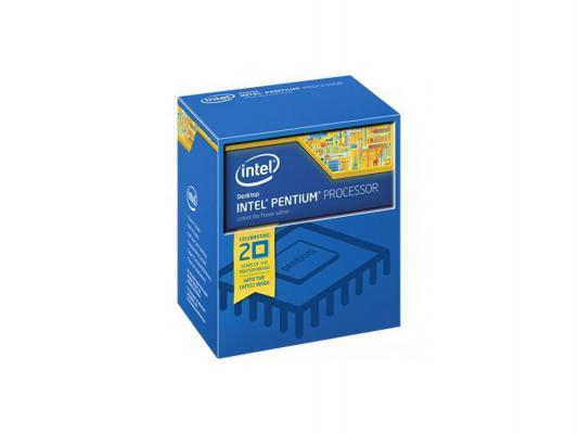 Процессор Intel Pentium G3258 3.2GHz 3Mb Socket 1150 BOX