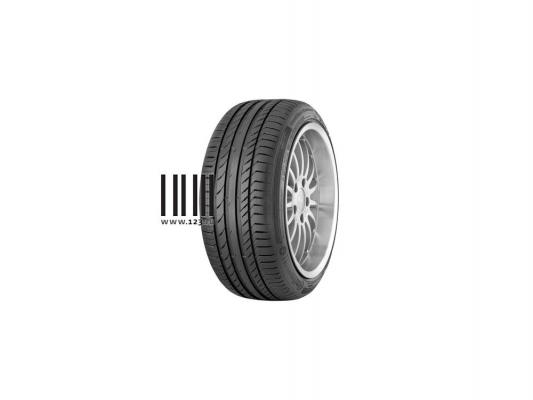 Шина Continental ContiSportContact 5 SUV RunFlat 275/40 R20 106W XL continental contiicecontact bd xl