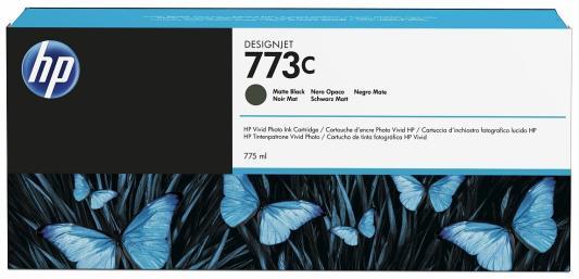 Картридж HP C1Q37A для DesignJet Z6800/Z6600 матовый черный цена 2017