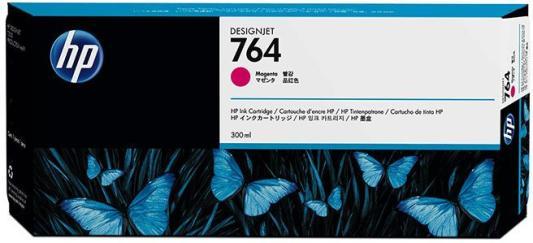 Картридж HP C1Q14A для DesignJet T3500 пурпурный 300мл картридж hp f9j51a 765 для hp designjet t7200 пурпурный 400мл