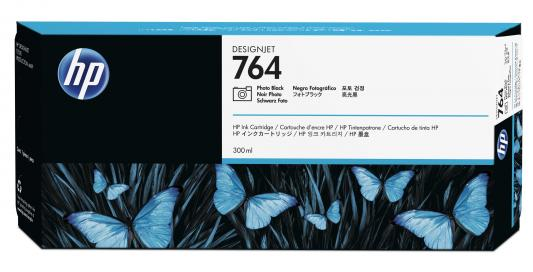 Картридж HP C1Q17A для DesignJet T3500 фото черный 300мл цены онлайн