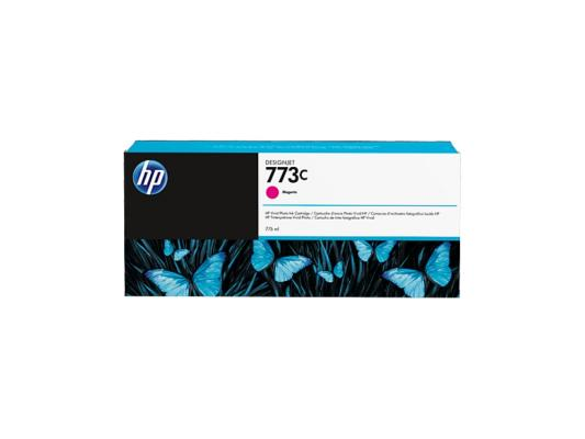 Картридж HP C1Q39A для DesignJet Z6600/Z6800 пурпурный 775мл цена 2017