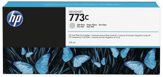 Картридж HP C1Q44A для DesignJet Z6600/Z6800 светло-серый 775мл цена 2017