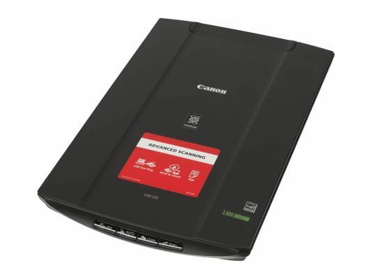 Сканер Canon LIDE 120 планшетный CIS A4 2400x4800dpi 48bit USB 9622B010 сканер canon lide120 ocr pdf 365 110