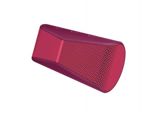 Портативная акустика Logitech X300 Mobile Speaker красный 984-000411