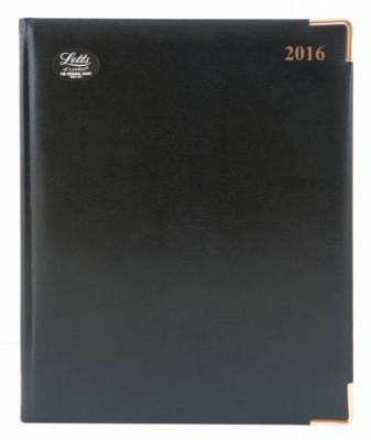 Еженедельник датированный Letts Lexicon A4 искусственная кожа 412128110 еженедельник датированный letts global deluxe ibiza a4 натуральная кожа 412127410