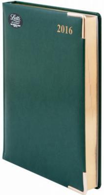 Ежедневник датированный Letts LEXICON (PU) A5 искусственная кожа 412128250