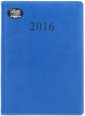 Ежедневник датированный Letts SAVILE A5 искусственная кожа 412145120