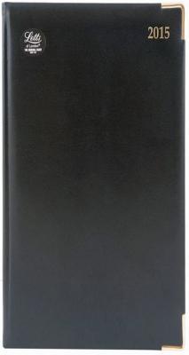 Ежедневник датированный Letts LEXICON (PU) A6 искусственная кожа 412128310