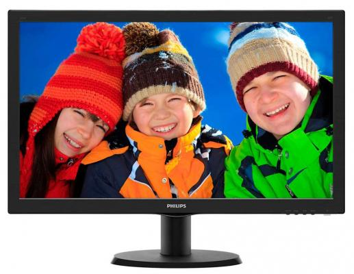 "Монитор 23.6"" Philips 243V5LHSB 00/01"