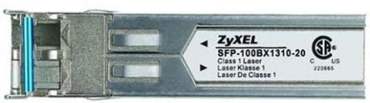 Трансивер сетевой Zyxel SFP-100BX1310-20-D