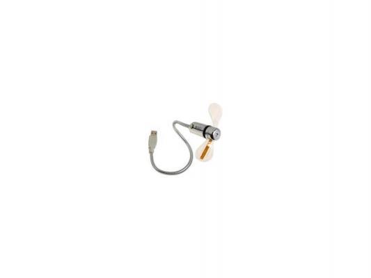Настольный вентилятор Click UF-12R белый LED