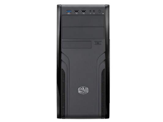 Корпус ATX Cooler Master CM Force 500 Без БП чёрный FOR-500-KKN1