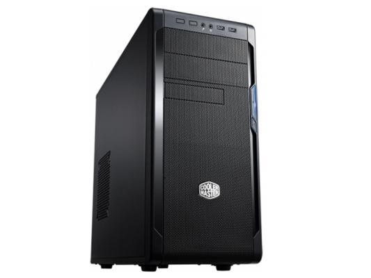 Корпус ATX Cooler Master N300 Без БП чёрный NSE-300-KKN1 корпус mini itx cooler master elite 110a без бп чёрный rc 110a kkn1