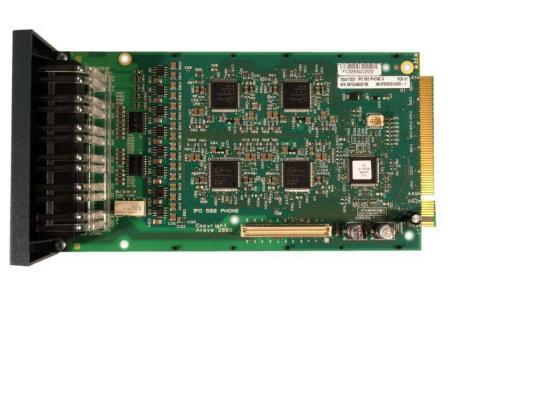 Модуль Avaya IPO 500 TRNK BRI 4 UNI 700417413 модуль avaya ipo 500 rack mntg kit 700429202