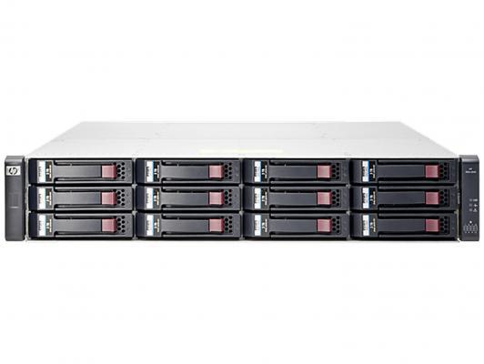 Система хранения HP MSA 2040 SAN Controller C8R09A
