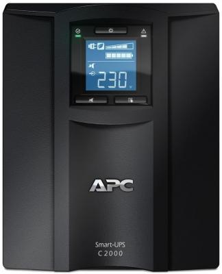 все цены на ИБП APC SMART SC 2000VA 1300W SMC2000I