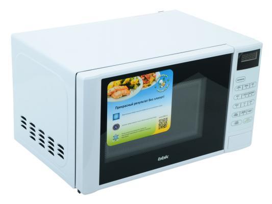 СВЧ BBK 20MWS-728S/W 700 Вт белый