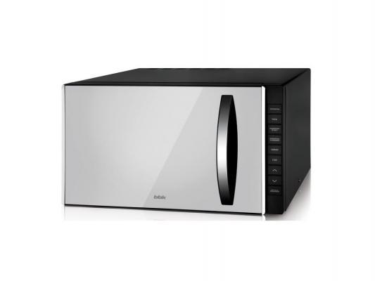 Микроволновая печь BBK 20MWG-735S — чёрный свч bbk 20mwg 735s 700 вт белый