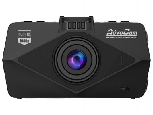 """Видеорегистратор AdvoCam FD Black-GPS 2.7"""" 1920x1080 170° G-Сенсор 3Mp microSD microSDHC"""
