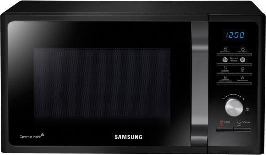 СВЧ Samsung MS23F302TAK — чёрный