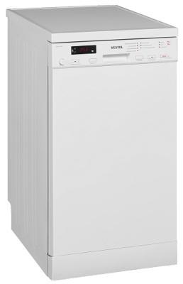 Посудомоечная машина Vestel VDWIT 4514W (D/W) белый