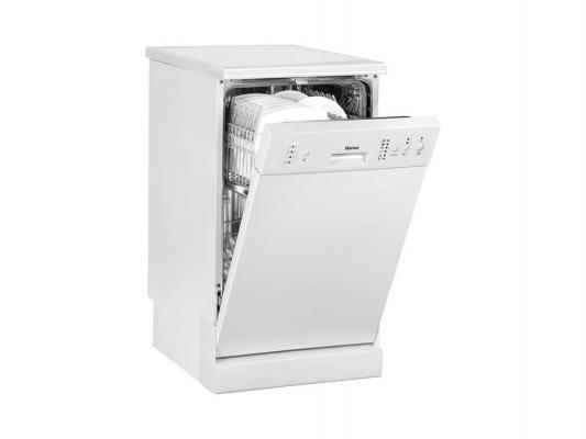 Посудомоечная машина Hansa ZWM 406 WH белый