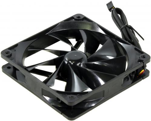 все цены на Вентилятор Thermaltake Pure Fan 120x120x25 3pin 19.5dB CL-F011-PL12BL-A
