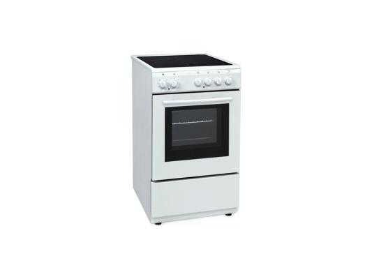 лучшая цена Электрическая плита Vestel VC V55W белый