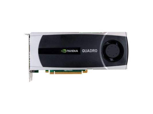 Видеокарта 6144Mb PNY Quadro 6000 PCI-E 384bit GDDR5 2xDVI DP 612953-001 OEM видеокарта pny tesla k80