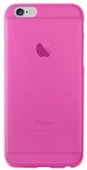 Чехол (клип-кейс) PURO ULTRA-SLIM 0.3 для iPhone 6 розовый IPC64703PNK