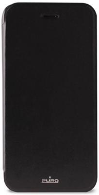 Чехол-книжка PURO IPC647BOOKCCRYBLK для iPhone 6 чёрный