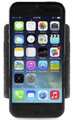 Чехол (клип-кейс) PURO Running Band для iPhone 6 чёрный IPC647RUNBLK