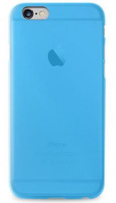 Чехол (клип-кейс) PURO ULTRA-SLIM 0.3 для iPhone 6 Plus синий IPC65503BLUE