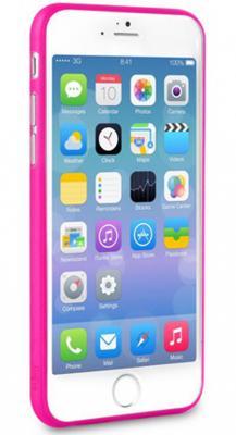 Чехол (клип-кейс) PURO ULTRA-SLIM 0.3 для iPhone 6 Plus розовый IPC65503PNK