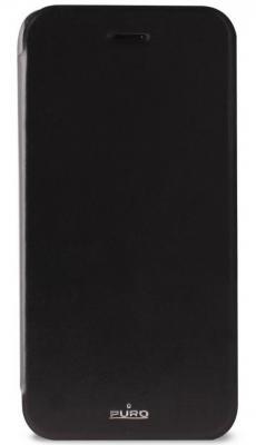 Чехол-книжка PURO Booklet Crystal для iPhone 6 Plus чёрный IPC655BOOKCCRYBLK