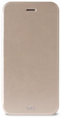 Чехол-книжка PURO Booklet Crystal для iPhone 6 Plus золотой IPC655BOOKCCRYGOLD