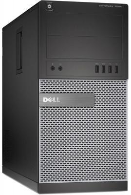 Системный блок DELL Optiplex 7020 MT i5-4590 3.3GHz 4Gb 500Gb DVD-RW Linux Ubuntu клавиатура мышь 70